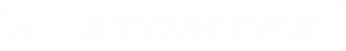 Логотип сайта ATOMTEX